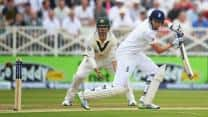 Ashes 2013, 1st Test at Trent Bridge: England take lunch on Day 1 at 98/2