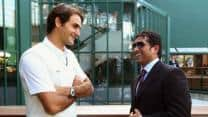 Sachin Tendulkar and Roger Federer are ideal role-models with their magnificent response to victory and defeat
