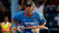 MS Dhoni says he is blessed with good cricketing sense