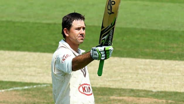 Ricky Ponting 'relieved' to end his First-Class career with century