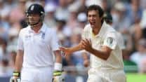 Ashes 2013: England take tea at 230/6 on Day 3 of 1st Test