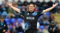 I want to be No 1 ranked bowler in the world: Mitchell McClenaghan