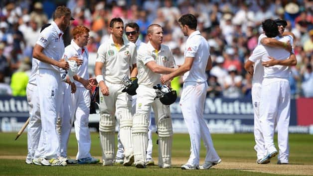Ashes 2013: Brad Haddin reveals Australia's tactic against James Anderson