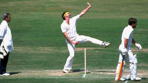 Dennis Lillee: A template for fast bowling greatness
