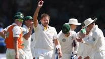 Ashes 2013: Australia take lunch at 42/1 on Day 2 of 2nd Test after bowling England out for 361