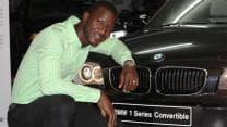 Darren Sammy named BMW brand ambassador