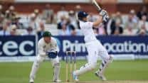 Ashes 2013: Joe Root helps England surge ahead of Australia on Day 2 of 2nd Test