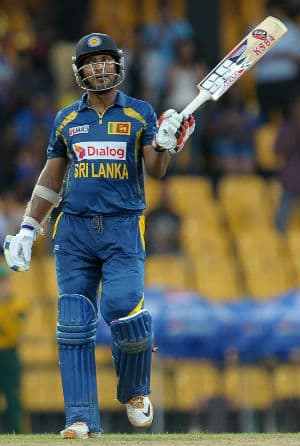 Kumar Sangakkara's innings of 169 shows that there is class in innovation