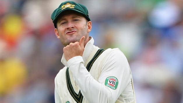 Michael Clarke to miss Australia's tour game against Sussex; Ashton Turner called up