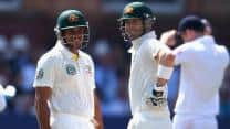 Ashes 2013, 2nd Test: England on brink of victory at Lord's; Australia 136/6 at tea on Day 4