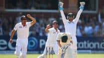 Ashes 2013: England win Lord's Test by 347 runs to take 2-0 lead