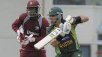 Pakistan snatch 6-wicket win over West Indies by D/L method in 4th ODI