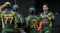 Junaid Khan bags three wickets as Pakistan restrict West Indies to 242/7 in 5th ODI