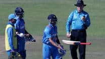 Virat Kohli miffed with controversial decision against Zimbabwe