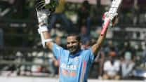 India vs Zimbabwe 2013: Shikhar Dhawan says it was 'lucky day' for him