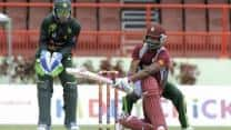 West Indies opt to bat against Pakistan in 1st T20