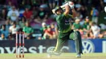 Shahid Afridi's quickfire 46 guides Pakistan to thrilling 2-wicket win against West Indies in 1st T20