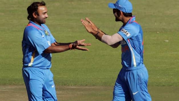 Amit Mishra eyes Test spot with good performances against Zimbabwe