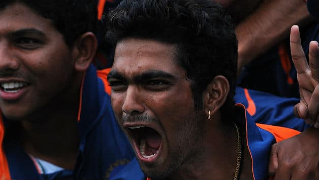 Vijay Zol's ton puts India U-19 in commanding position