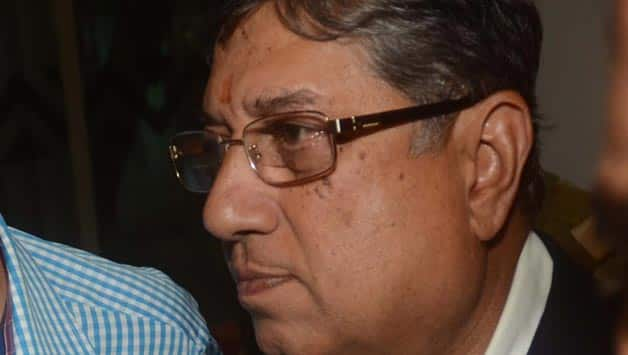 N Srinivasan refuses to comment on his alleged return as BCCI president