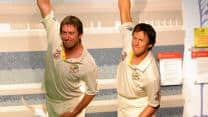 Glenn McGrath immortalised in wax statue at Madame Tussauds