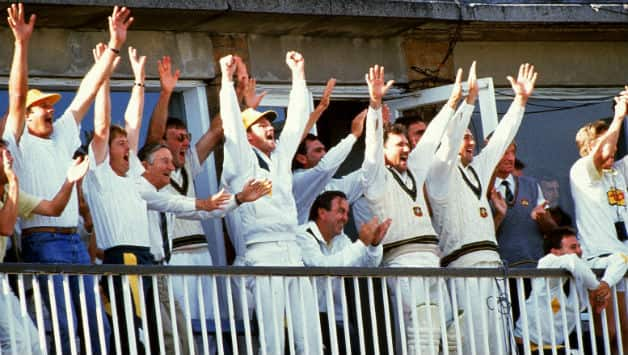 1989 Ashes: Australia ignite era of dominance with victory at Old Trafford