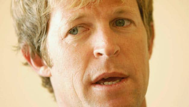 Jonty Rhodes: TV anchoring was nerve-wracking