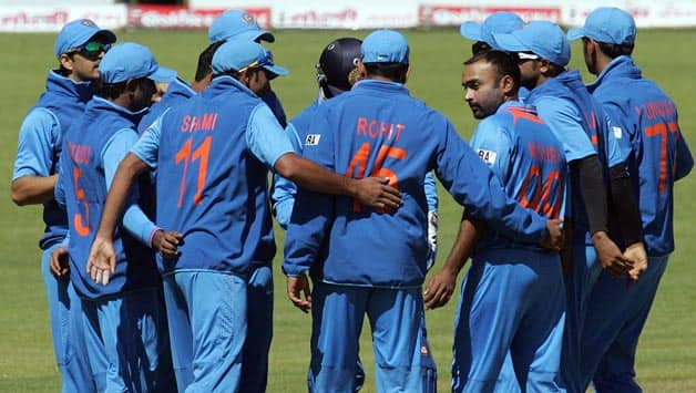 India A register 18-run victory over South Africa A by D/L method