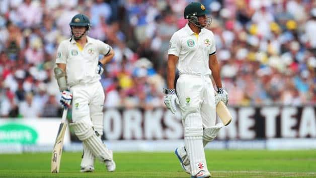 Ashes 2013: Australian media lashes out at Usman Khawaja's dismissal