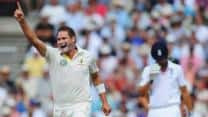 Ashes 2013: Australia dent England with two strikes on Day 3 morning
