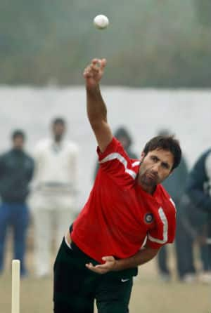 Grave injustice to Parvez Rasool by not giving him a single opportunity in Zimbabwe