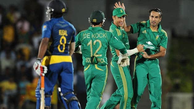 South Africa clinch series with comfortable 22-run win over Sri Lanka in 2nd T20