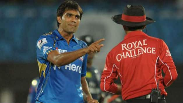 Harbhajan & Munaf need to be censured for their aggression & bullying