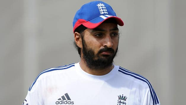 Monty Panesar fined for urinating in public
