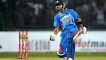 Virat Kohli will not stop being aggressive