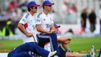 Ashes 2013: Alastair Cook rubbishes 'cheat' claims; backs Kevin Pietersen