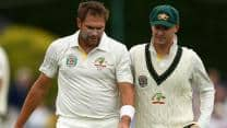 Ashes 2013: Michael Clarke confident of Ryan Harris's fitness ahead of 4th Test