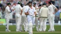 Ashes 2013: Australia back in the game after see-saw afternoon session on Day One at Chester-le-Street
