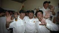 When Ian Healy helped Australia retain the Ashes for the fifth consecutive time