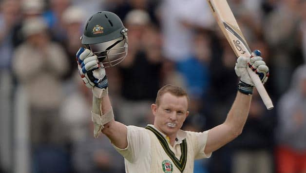Ashes 2013: Chris Rogers' maiden ton anchors Australia on Day Two at Chester-le-Street