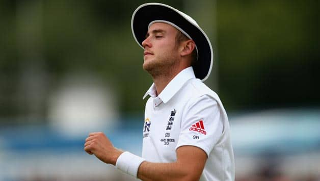 Ashes 2013: England will look to take early wickets on Day 3, says Stuart Broad