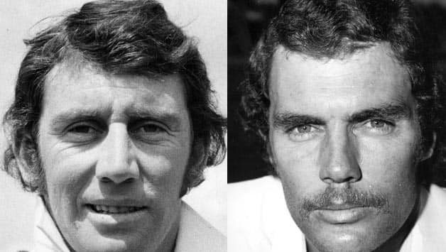Ashes 1972: Ian and Greg Chappell ton up together at The Oval