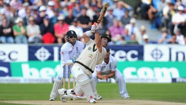 Ashes 2013: David Warner puts Australia on course in pursuit of 299 in 4th Test