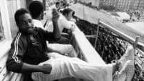 Viv Richards demoralises England with a stupendous 291