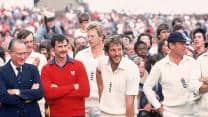 Ashes 1981: Ian Botham smashes the final nail in Australia's coffin at Old Trafford