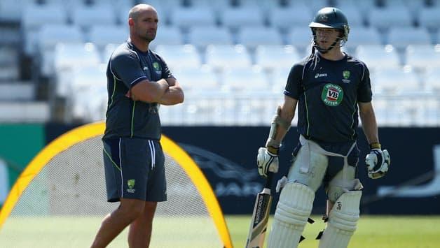 Australia batting coach Michael Di Venuto urges fans, critics to be patient with young batsmen