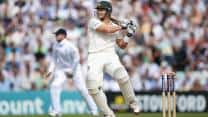 Ashes 2013: Australia reach 112/1 at lunch on Day 1 of 5th Test at The Oval