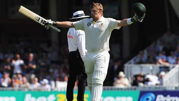 Ashes 2013: Shane Watson's 176 puts Australia in commanding position on Day 1 at The Oval
