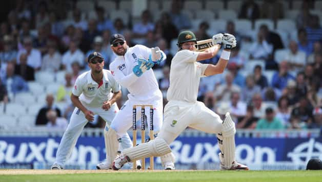 England vs Australia Live Cricket Score, Ashes 2013 5th Test Day 1: Australia finish day on 307/4 after Shane Watson's 176