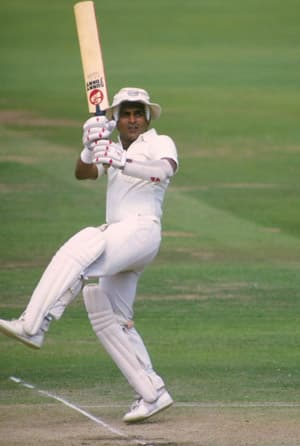 When Sunil Gavaskar scored a century and a duck at Lord's in his final First Class match